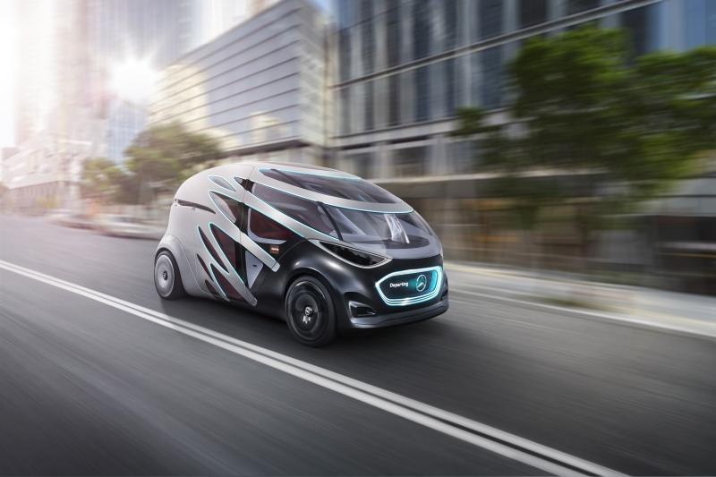 Daimler en la Feria de Electrónica de Consumo 2019 1