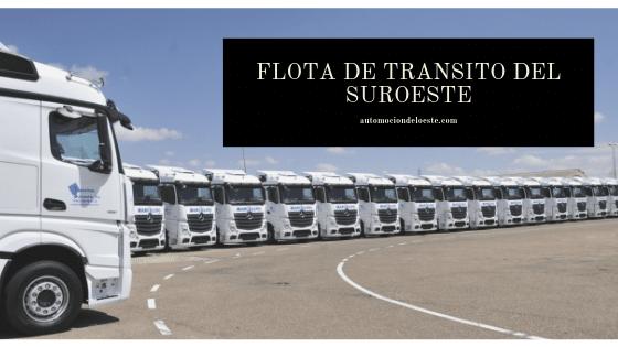 Flota de transito del suroeste