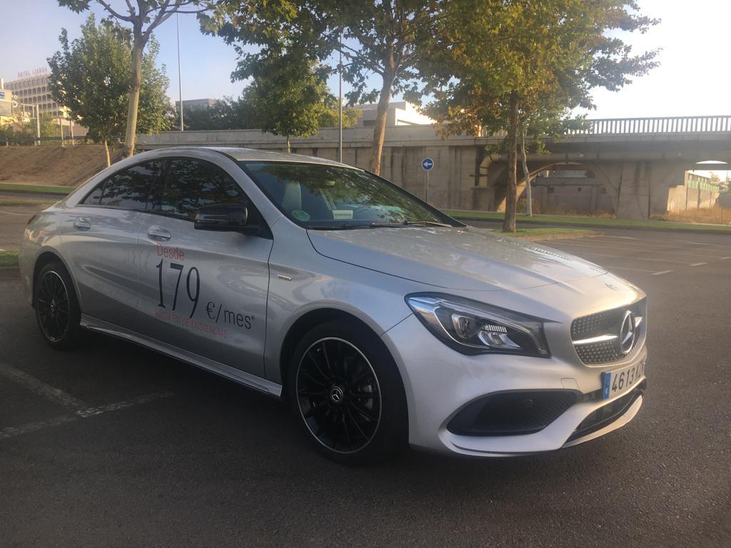 Mercedes-Benz CLA Coupé desde 179 euros mes