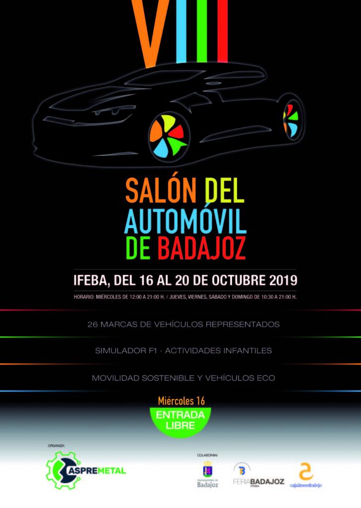 Salón del Automóvil 2019 en IFEBA 1