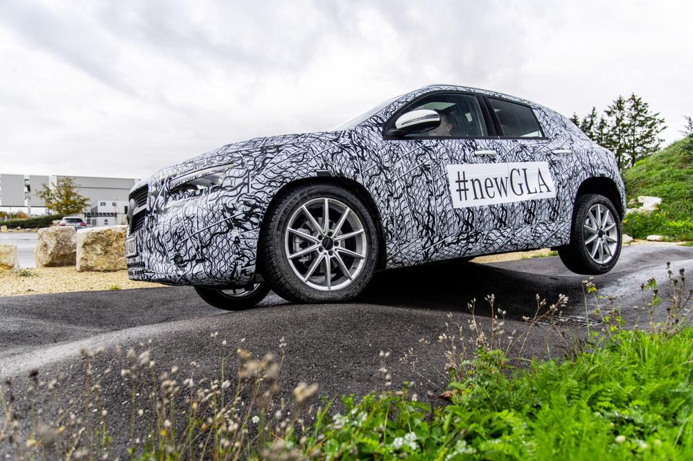 Estreno mundial digital Mercedes-Benz GLA