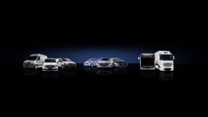 Electric First Daimler