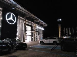 Navidad Mercedes-Benz
