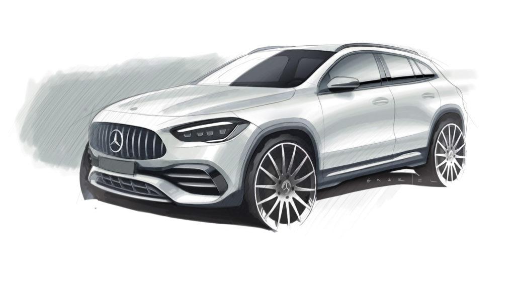 Nuevo Mercedes-Benz GLA: más carácter, más espacio, más seguridad 1