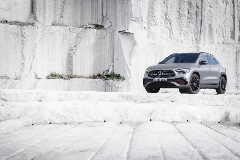 Nuevo GLA de Mercedes-Benz