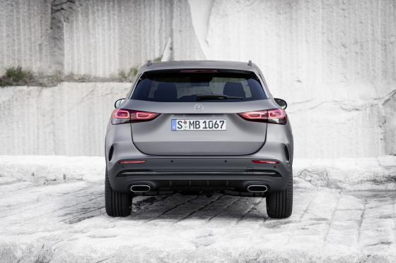 Nuevo Mercedes-Benz GLA: más carácter, más espacio, más seguridad 11