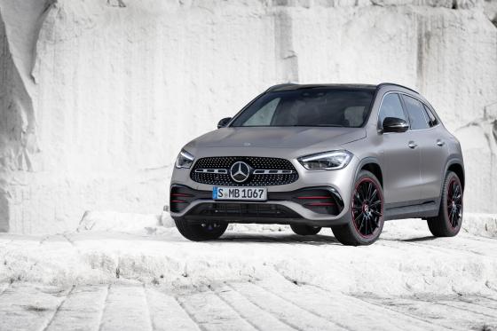 Nuevo Mercedes-Benz GLA: más carácter, más espacio, más seguridad 3