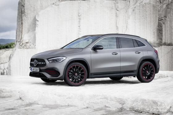 Nuevo Mercedes-Benz GLA: más carácter, más espacio, más seguridad 4