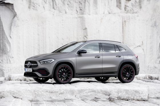 Nuevo Mercedes-Benz GLA: más carácter, más espacio, más seguridad 5