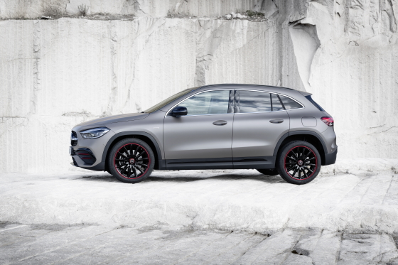 Nuevo Mercedes-Benz GLA: más carácter, más espacio, más seguridad 6