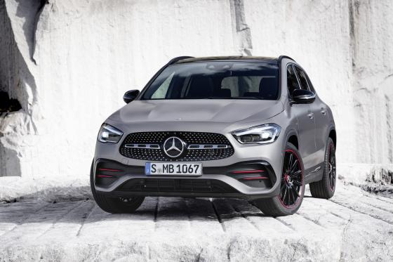 Nuevo Mercedes-Benz GLA: más carácter, más espacio, más seguridad 7