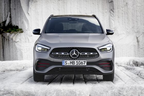 Nuevo Mercedes-Benz GLA: más carácter, más espacio, más seguridad 8