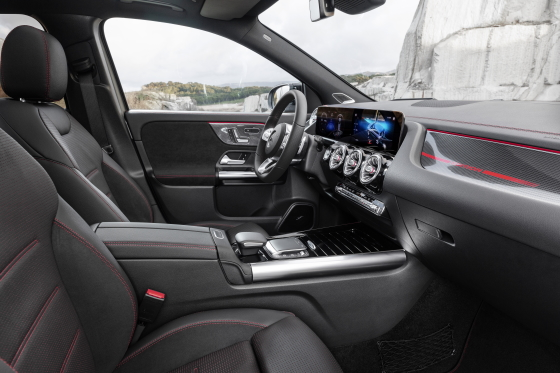 Nuevo Mercedes-Benz GLA: más carácter, más espacio, más seguridad 14