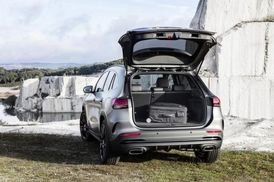Nuevo Mercedes-Benz GLA: más carácter, más espacio, más seguridad 16
