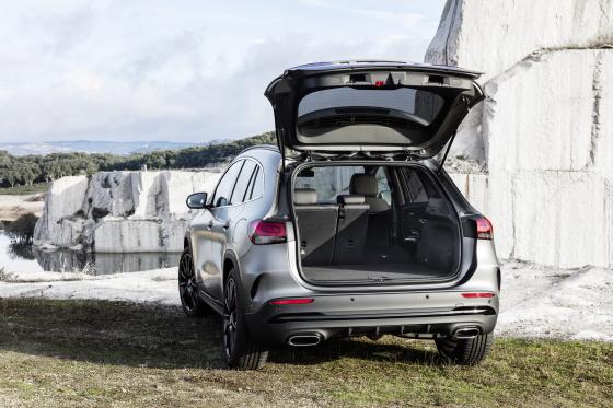 Nuevo Mercedes-Benz GLA: más carácter, más espacio, más seguridad 17