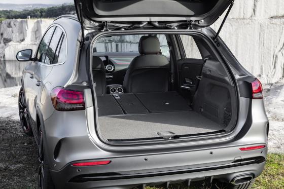 Nuevo Mercedes-Benz GLA: más carácter, más espacio, más seguridad 18