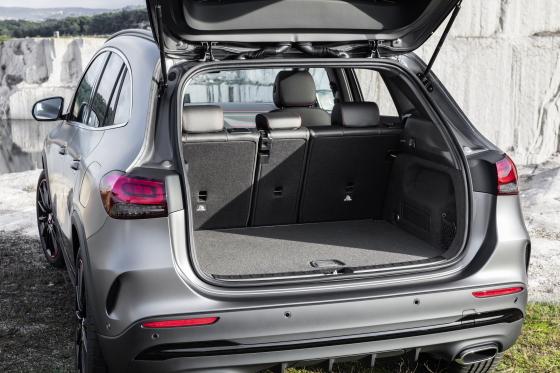 Nuevo Mercedes-Benz GLA: más carácter, más espacio, más seguridad 19
