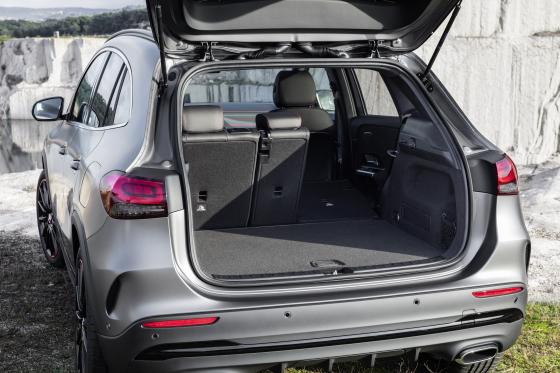 Nuevo Mercedes-Benz GLA: más carácter, más espacio, más seguridad 20