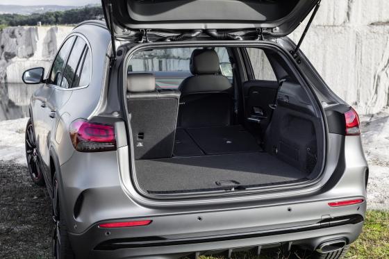 Nuevo Mercedes-Benz GLA: más carácter, más espacio, más seguridad 21