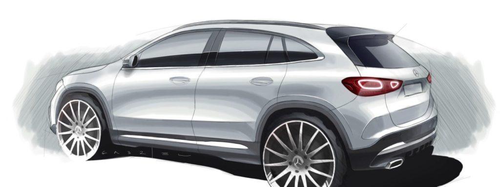 Estreno mundial digital: Mercedes-Benz presenta el nuevo GLA en Mercedes me media 1