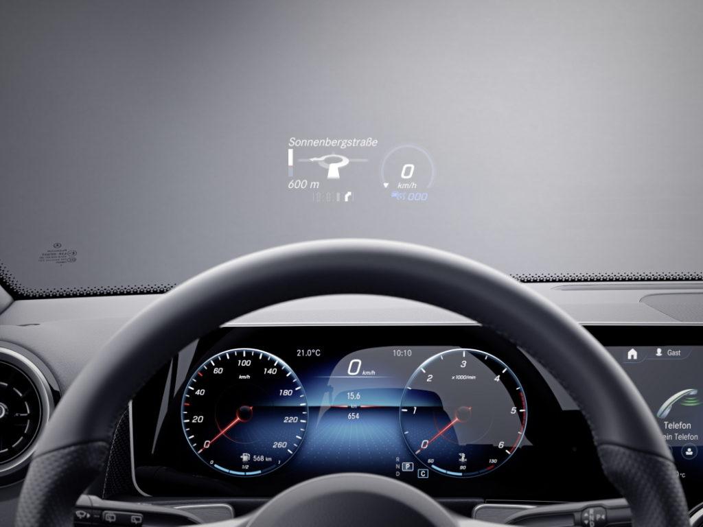 El nuevo Mercedes-Benz GLB 8