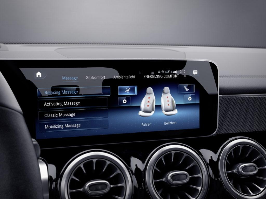 El nuevo Mercedes-Benz GLB 7