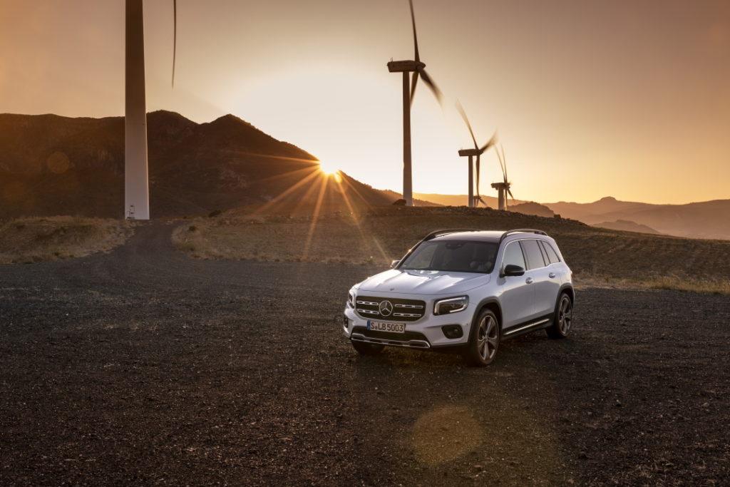 El nuevo Mercedes-Benz GLB 6