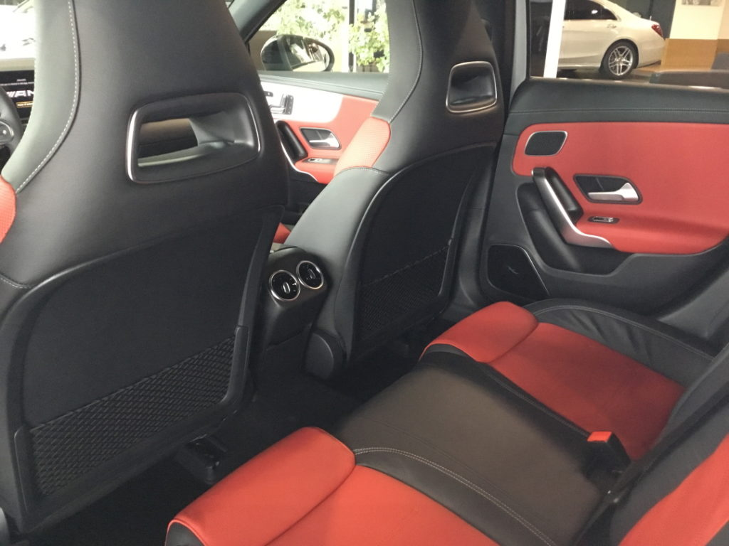 Mercedes-AMG A 35 4Matic Blanco 10