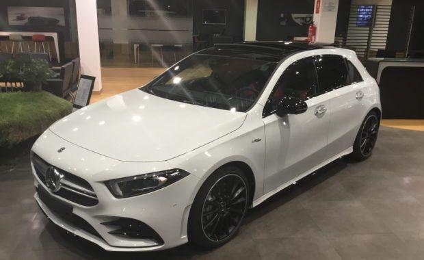 Mercedes-AMG A 35 4Matic Blanco (1)