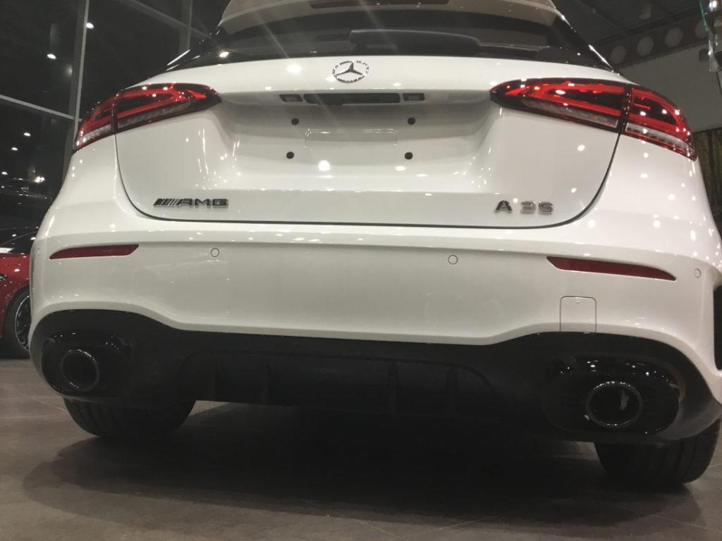 Mercedes-AMG A 35 4Matic Blanco 2