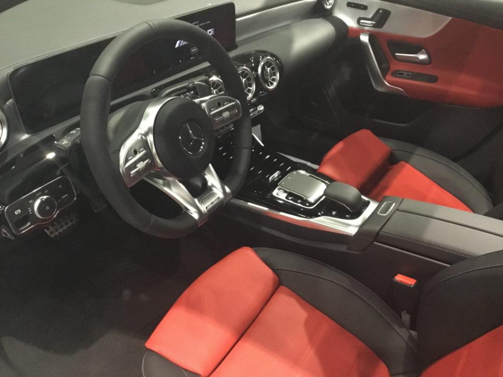 Mercedes-AMG A 35 4Matic Blanco 3