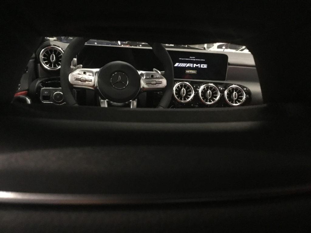 Mercedes-AMG A 35 4Matic Blanco 4