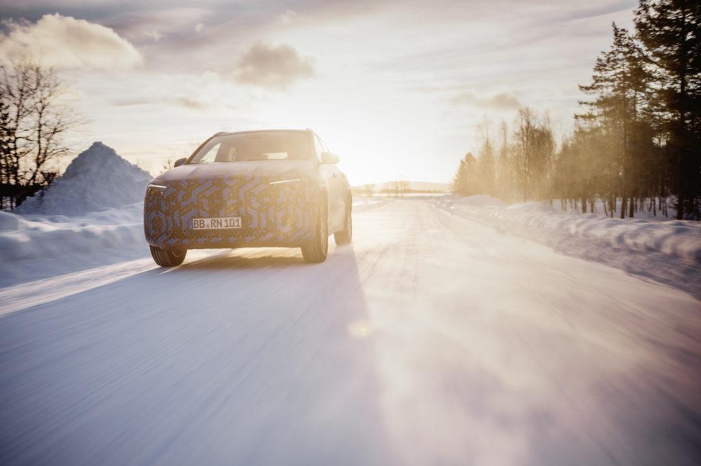 Prototipo Mercedes-Benz EQA