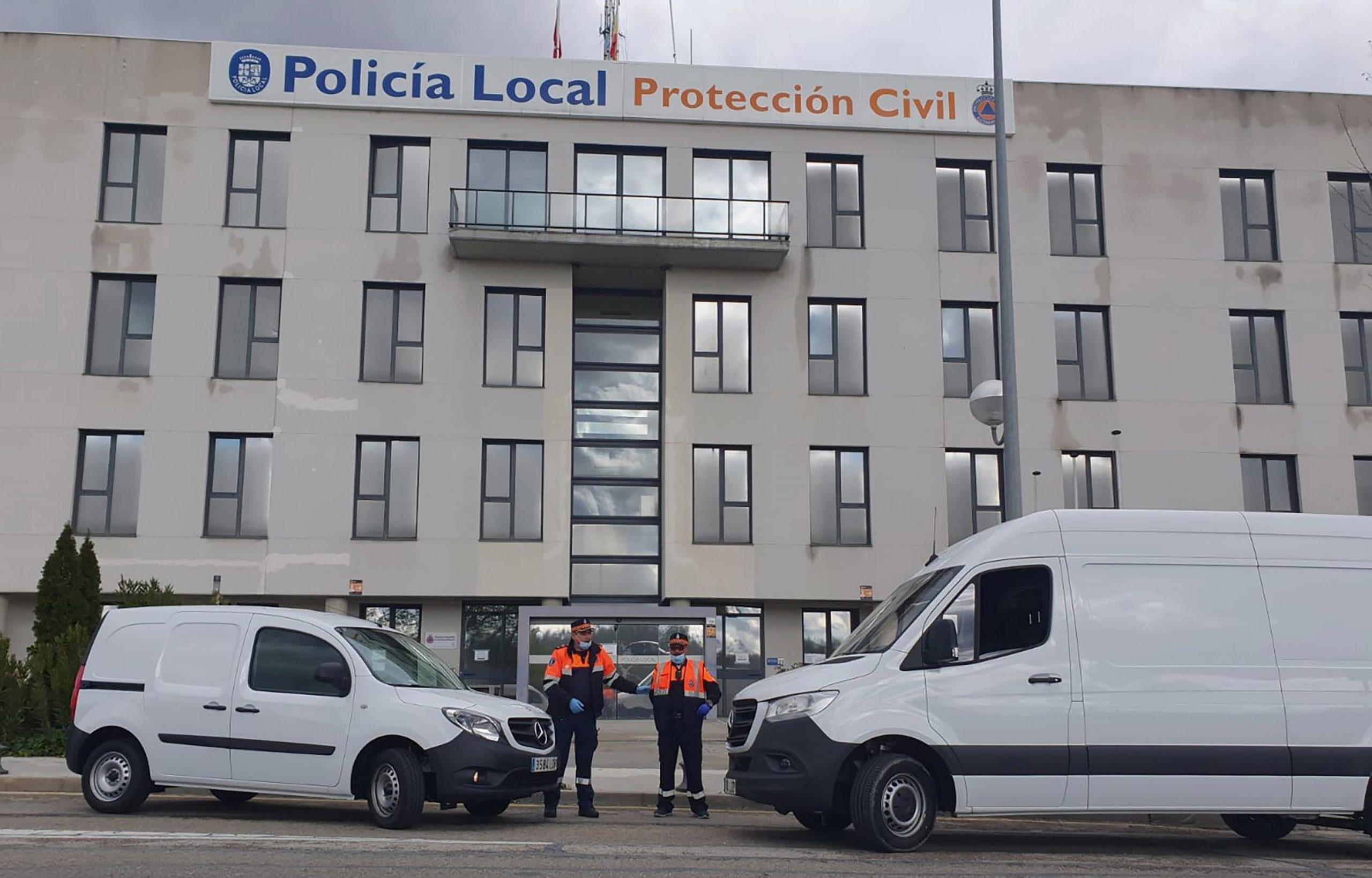 Mercedes-Benz España colabora ante el COVID-19 1