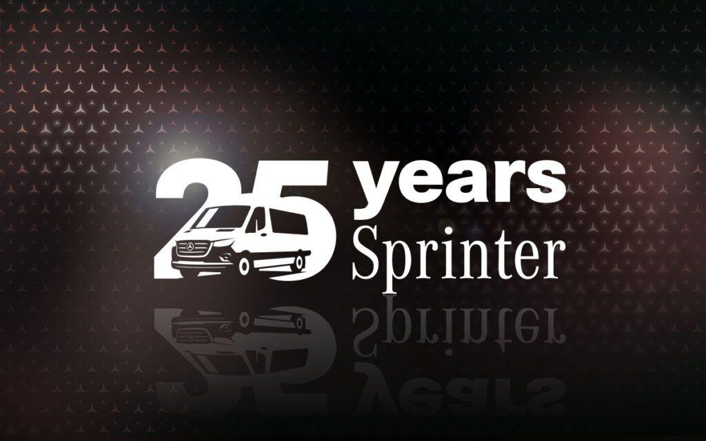 Conoce a Mercedes DIGITAL #3: Sprinter - 25 años de transporte 1