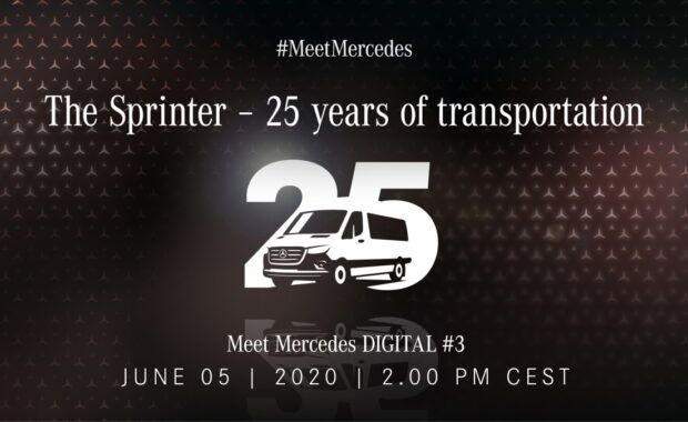 25 años Mercedes-Benz Sprinter