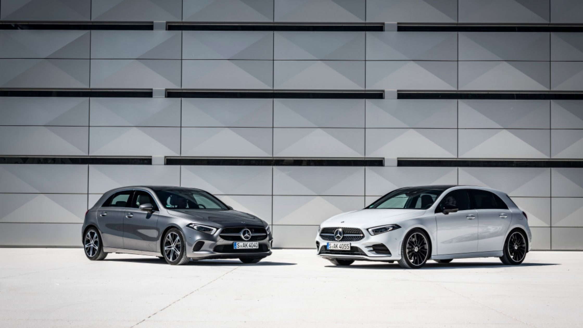 Mercedes-Benz Clase A 200 d 1