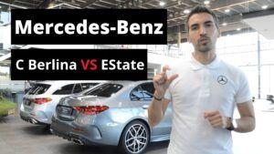 Diferencias entre el NUEVO Clase C Berlina y State