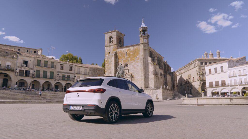 Recorremos casi 480 Km por Extremadura con el Mercedes-Benz EQA SUV 100% ELÉCTRICO 🔋 6