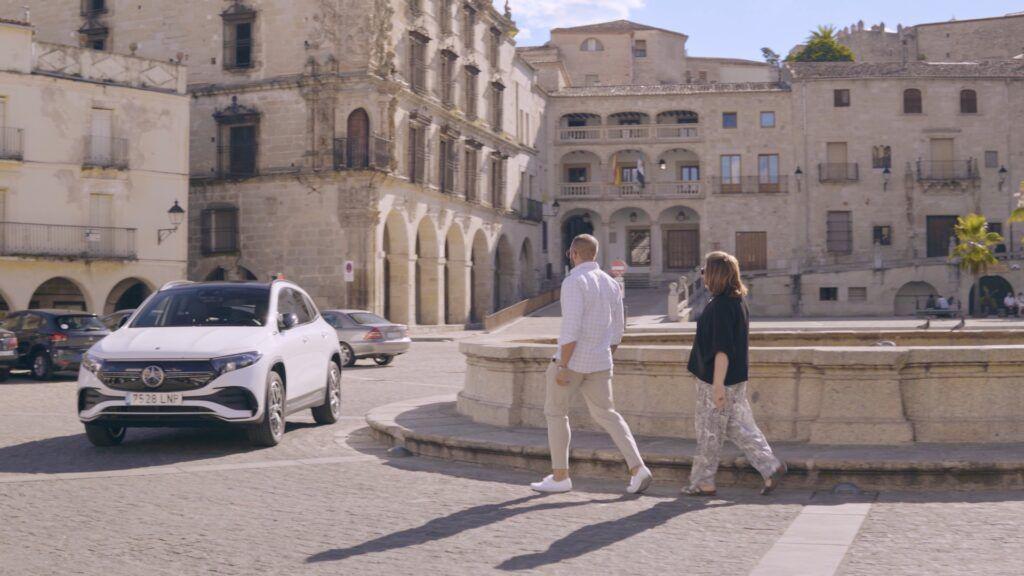 Recorremos casi 480 Km por Extremadura con el Mercedes-Benz EQA SUV 100% ELÉCTRICO 🔋 5