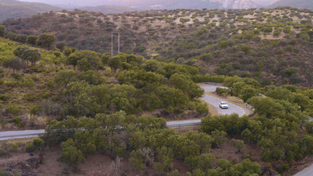 Recorremos casi 480 Km por Extremadura con el Mercedes-Benz EQA SUV 100% ELÉCTRICO 🔋 7