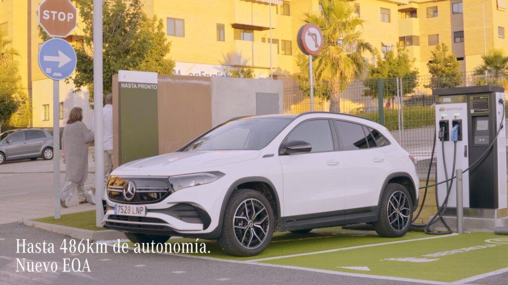 Recorremos casi 480 Km por Extremadura con el Mercedes-Benz EQA SUV 100% ELÉCTRICO 🔋 8