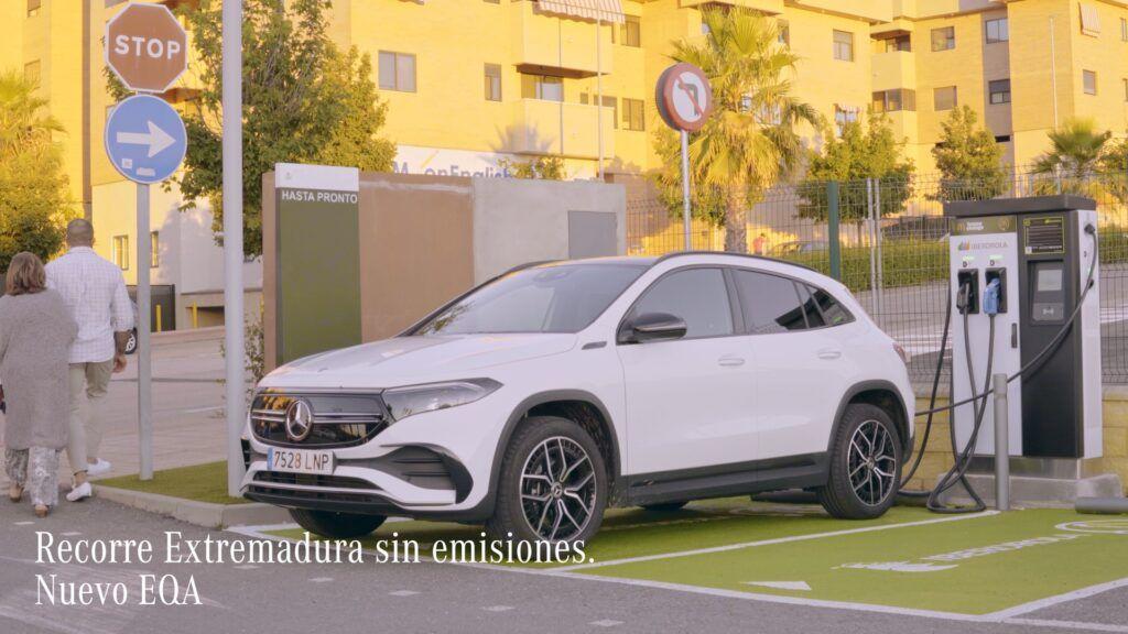 Recorremos casi 480 Km por Extremadura con el Mercedes-Benz EQA SUV 100% ELÉCTRICO 🔋 12