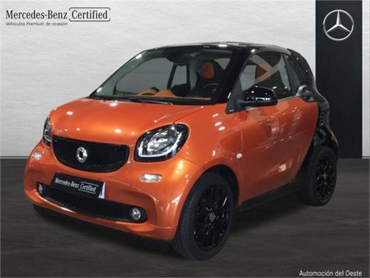 SMART fortwo 1.0 52kW 71CV SS PASSION COUPE 8973660 (1)