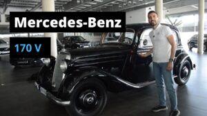 Clasico Mercedes-Benz 170 V - Blog