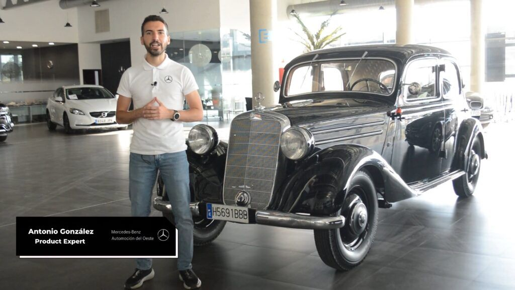 Mercedes-Benz 170 V 1