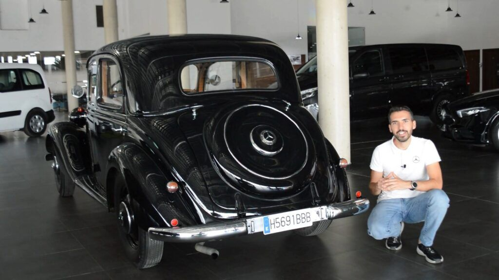 Mercedes-Benz 170 V 6