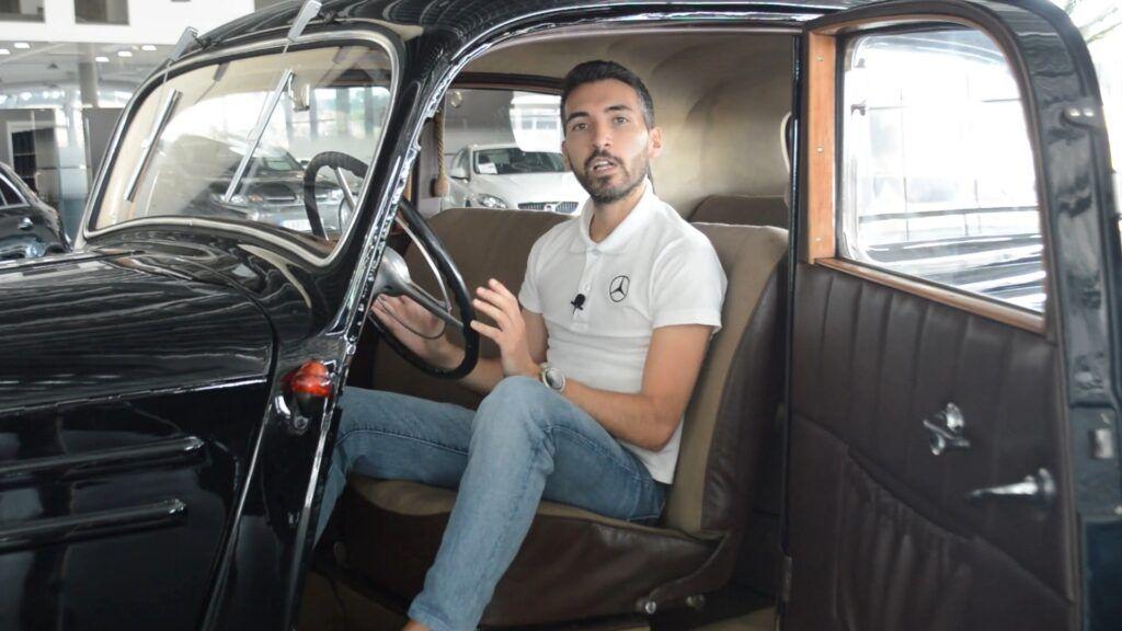 Mercedes-Benz 170 V 9