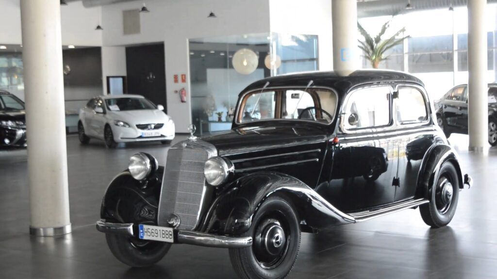 Mercedes-Benz 170 V 4