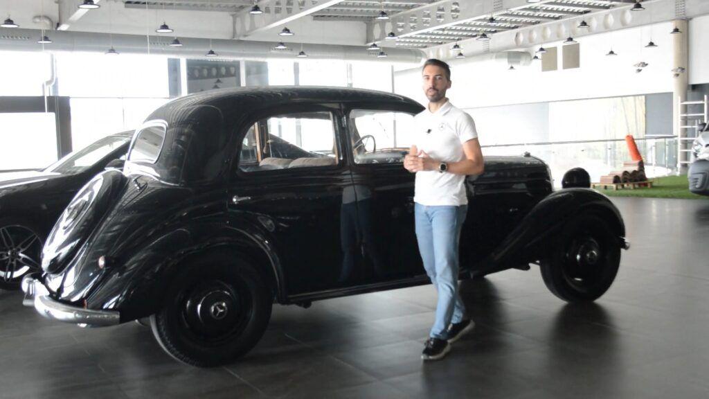 Mercedes-Benz 170 V 5